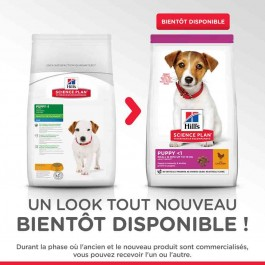 Hill's Science Plan Puppy Mini Healthy Development au poulet 3 kg - Dogteur