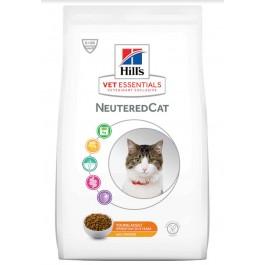 Hill's VetEssentials Neutered Cat Young Adult Poulet 8 kg - Dogteur