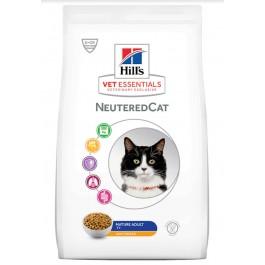 Hill's VetEssentials Neutered Cat Mature Poulet 1.5 kg - Dogteur
