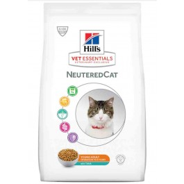 Hill's VetEssentials Neutered Cat Young Adult Thon 1.5 kg - Dogteur