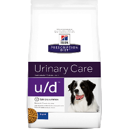 Hill's Prescription Diet Canine U/D 5 kg - Dogteur