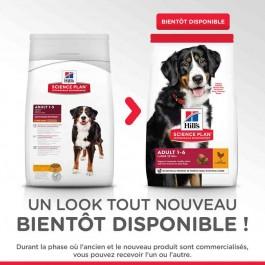 Offre -10 % Hill's Science Plan Canine Adult Large Advanced Fitness au poulet 18 kg - Dogteur