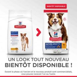 Hill's Science Plan Canine Mature Adult 7+ Active Longevity Medium 12 kg - Dogteur