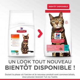 Hill's Science Plan Feline Adult Light Thon 5 kg - Dogteur