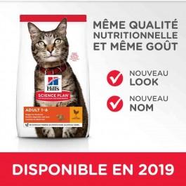 Hill's Science Plan Feline Adult Optimal Care Poulet 15 kg - Dogteur