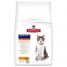 Hill's Science Plan Feline Mature Adult Light Poulet 1,5 kg - Dogteur
