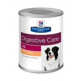Hill's Prescription Diet Canine I/D Dinde 12 x 360 grs - Dogteur