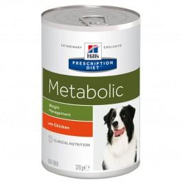 Hill's Prescription Diet Canine Metabolic 12 x 370 grs - Dogteur