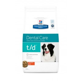 Hill's Prescription Diet Canine T/D 3 kg - Dogteur