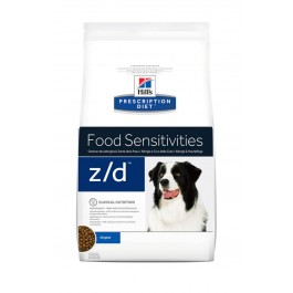 Hill's Prescription Diet Canine Z/D Allergy & Skin Care 10 kg - Dogteur