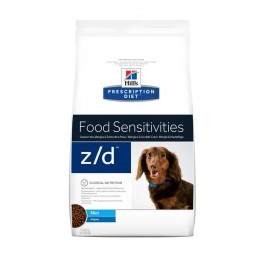 Hill's Prescription Diet Canine Z/D MINI Allergy & Skin Care 1.5 kg - Dogteur