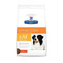 Hill's Prescription Diet Canine C/D 5 kg - Dogteur