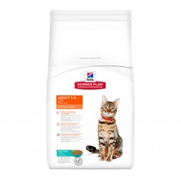Hill's Science Plan Feline Adult Optimal Care Thon 2 kg - Dogteur
