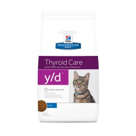 Hill's Prescription Diet Feline Y/D 1.5 kg - Dogteur