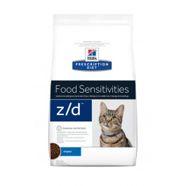 Hill's Prescription Diet Feline Z/D Allergy & Skin Care 2 kg - Dogteur