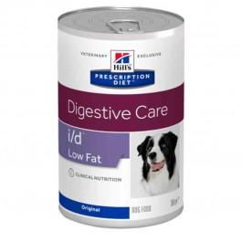 Hill's Prescription Diet Canine I/D Low Fat 12x360 grs - Dogteur