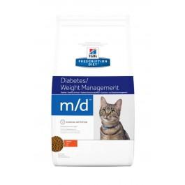 Hill's Prescription Diet Feline M/D 1.5 kg - Dogteur