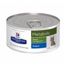 Hill's Prescription Diet Feline Metabolic BOITES 24 x 156 grs - Dogteur