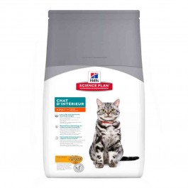 Hill's Science Plan Feline Adult Chat d'interieur Poulet 1,5 kg - Dogteur