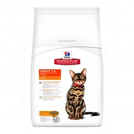 Hill's Science Plan Feline Adult Light Poulet 10 kg - Dogteur