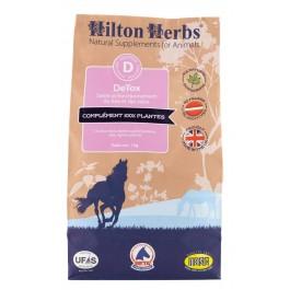 Hilton Herbs Detox Hépatique et Rénal Cheval 1 kg - Dogteur