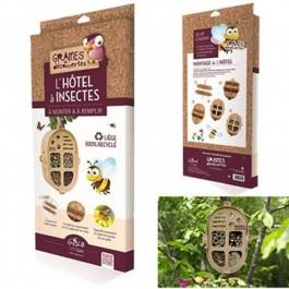 Gasco Abri Hôtel pour insectes - Dogteur