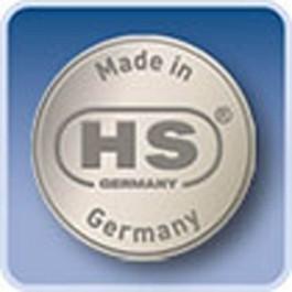 HS Sprenger Collier pour Chien en Acier Chromé 55 cm x 2.5 mm - Dogteur
