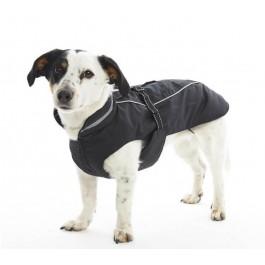 Imperméable noir Outdoor Wear Buster chien XS - Dogteur