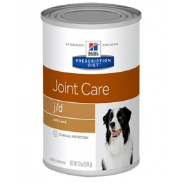 Hill's Prescription Diet Canine J/D 12 x 370 grs - Dogteur