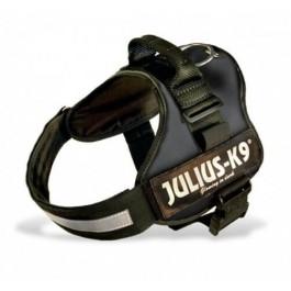 Harnais Power Julius-K9 Noir M / L 58 à 76 cm - Dogteur