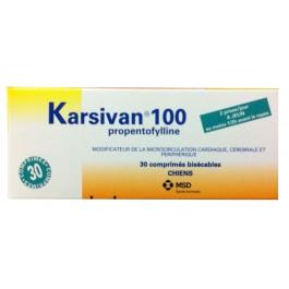 Karsivan 100 60 cps - Dogteur