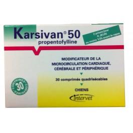Karsivan 50 30 cps - Dogteur