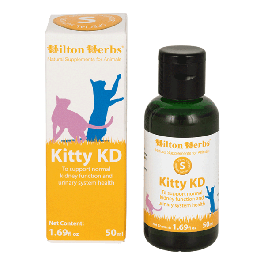 Hilton Herbs Kitty KD Reins Foie Chat 50 ml  - Dogteur