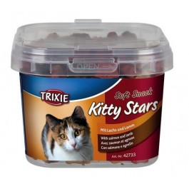 Soft Snack Kitty Stars 140 grs - Dogteur
