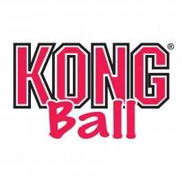 Kong Ball rouge Medium et Large- La Compagnie des Animaux
