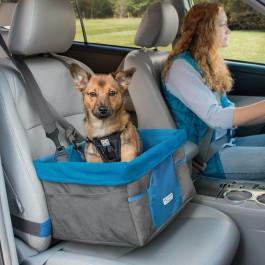 Kurgo Heather Booster Seat panier de voiture pour chien - Dogteur