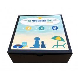 La Moustache Box de Noël pour Petit Chien - Dogteur