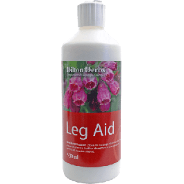Hilton Herbs Leg Aid Ligaments Tendons Cheval 250 ml - Dogteur