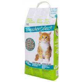 Breeder Celect litière papier pour chat 10 L - Dogteur
