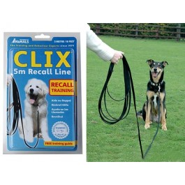 Longe Clix 10 m - Dogteur