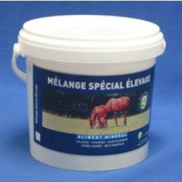 Greenpex Mélange Spécial Elevage 2 kg - Dogteur