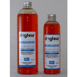 Offre Dogteur: 1 Shampooing PRO Dogteur Mandarine 5 L acheté = 1 gant de toilettage offert - Dogteur