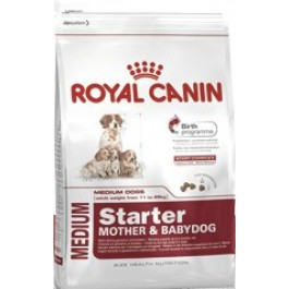 Royal Canin Medium Starter Mother and Babydog 4 kg - Dogteur