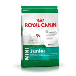 Royal Canin Mini Junior 4 kg - Dogteur
