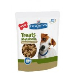 Hill's Prescription Diet Canine Treats Metabolic Advanced Weight Solution 220 grs - Dogteur