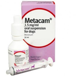 Metacam Chien 1,5mg/ml  32 ml - Dogteur