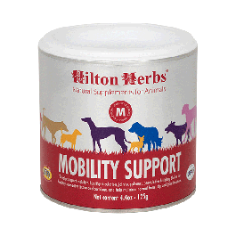 Hilton Herbs Mobility Support Articulations Chien 125 g - Dogteur