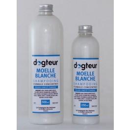 Offre Dogteur: 1 Shampooing PRO Dogteur Moelle Blanche 10 L acheté = 1 gant de toilettage offert - Dogteur