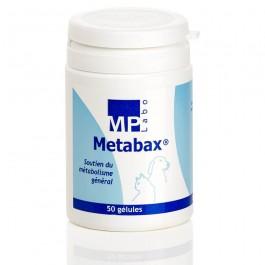 Metabax 50 gelules - Dogteur