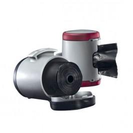Laisse à enrouleur Flexi Vario Tape S Rose 5 m - Dogteur